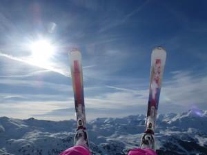 Meribel_ski_soleil